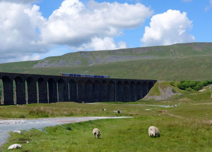 Whernside, Ribblehead Viaduct, North Yorkshire