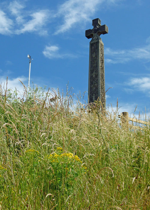 Caedmon's Cross, Whitby, North Yorkshire