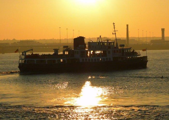 MV Royal Iris, the Mersey Ferry