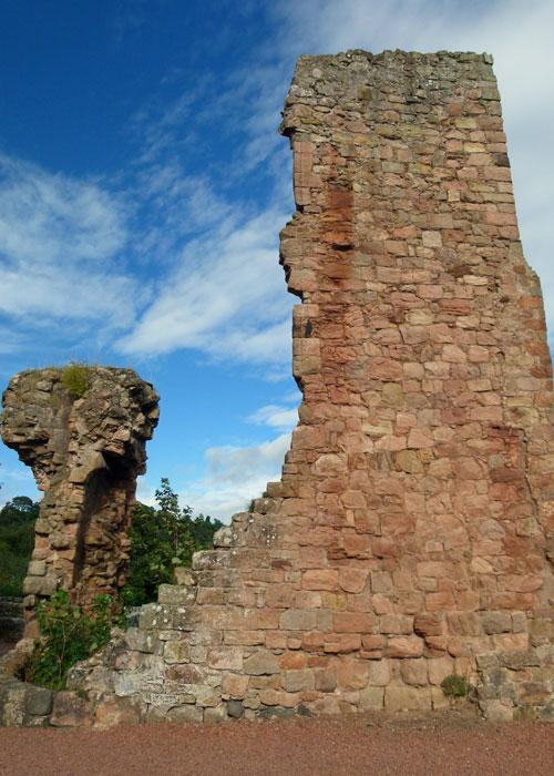 Rosslyn Castle, Roslin, Midlothian