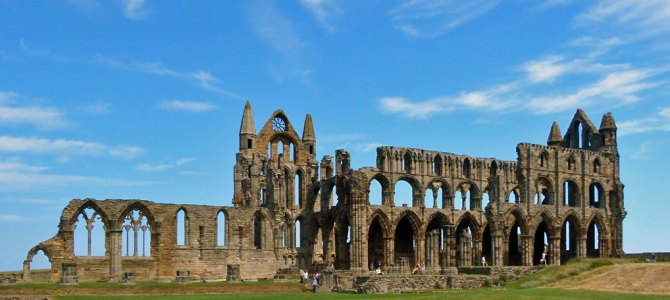 Whitby Abbey and the Easter problem
