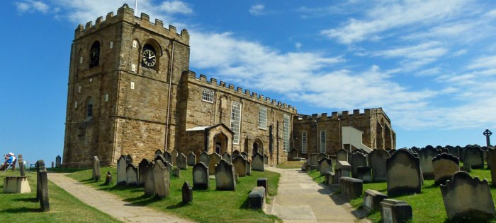 Parish Church of St Mary's, Whitby