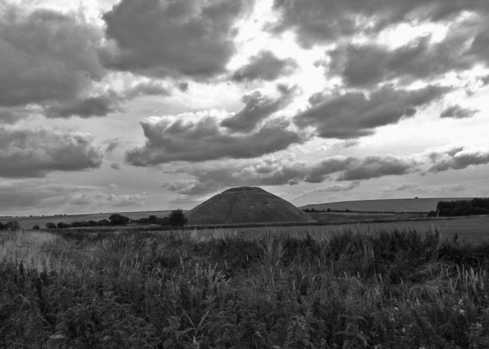 Silbury Hill, Wiltshire, prehistoric landscape