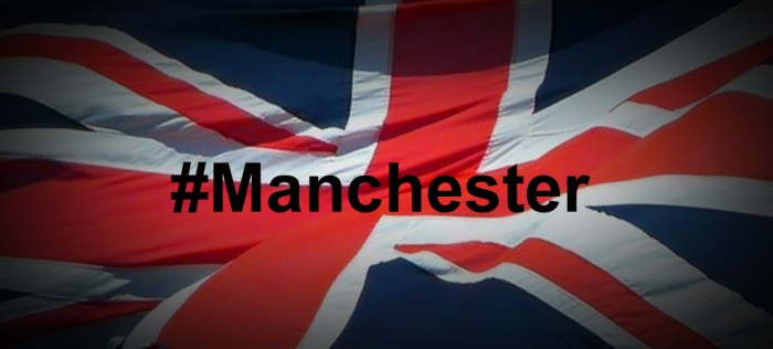 #Manchester, Union Flag