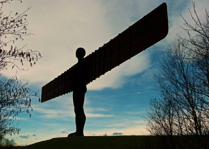 The Angel of the North, Antony Gormley, Gateshead