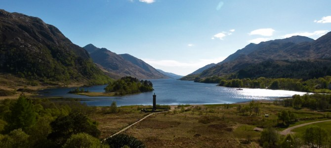 Glenfinnan, for Jacobites and Potterfans