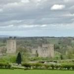 Helmsley and Helmsley Castle, North Yokshire