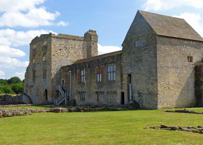 Tudor, mansion, Helmsley, Yorkshire