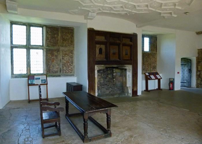 Tudor, interior, Helmsley