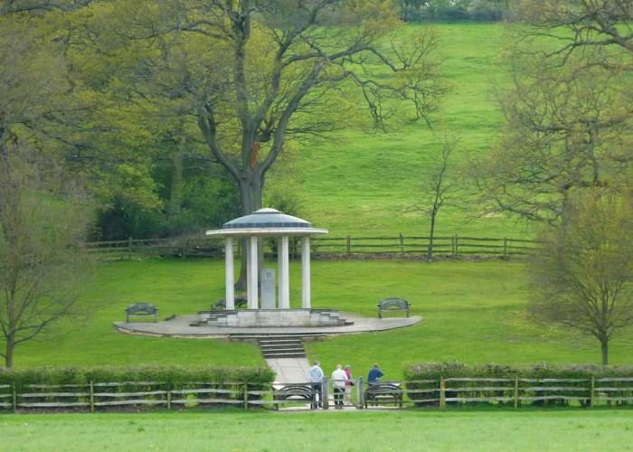 American Bar Association, Memorial, Magna Carta, Britain