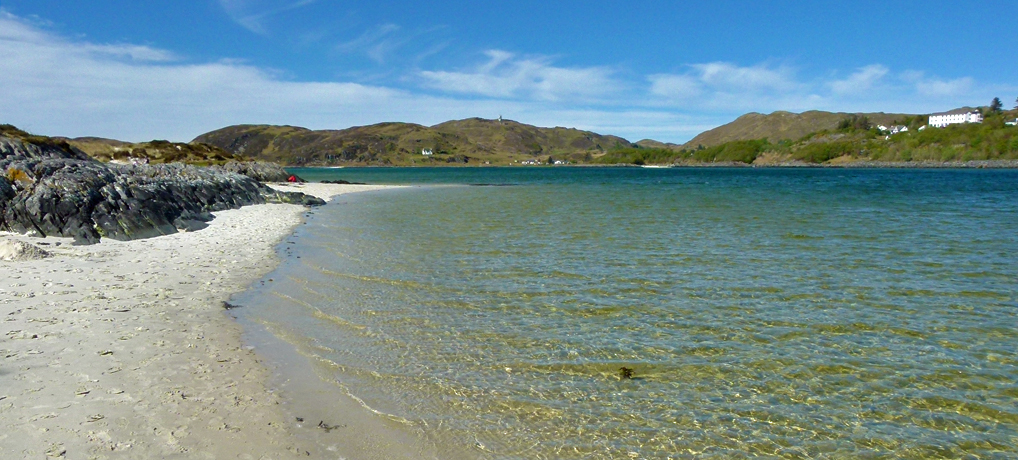 The Silver Sands of Morar