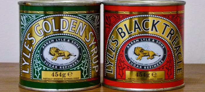 Lyle's, brands, Golden Syrup, Black Treacle