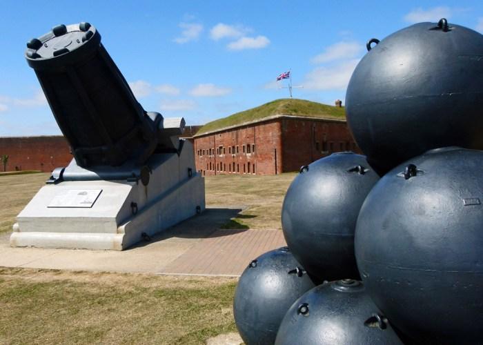 Fort Nelson, Mallet's Mortar, Visit Portsmouth