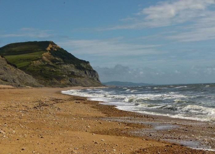 Golden Cap, Jurassic, coast, Dorset