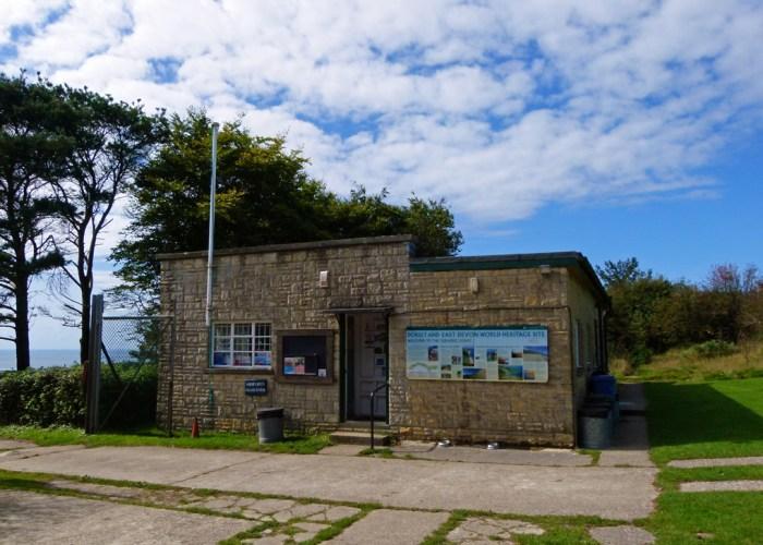 Stonebarrow, Dorset, Radar Station
