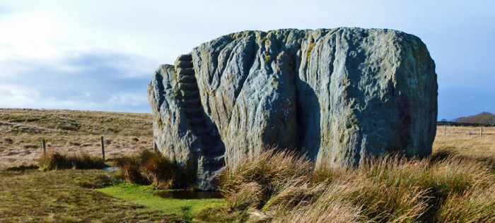 Great Stone of Fourstones, Bowland, High Bentham