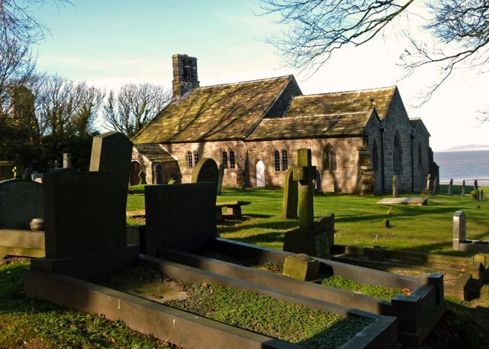 St Peter's, Heysham, Lancashire, Saxon churches