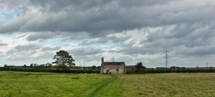Lead chapel, Crooked Billet, North Yorkshire