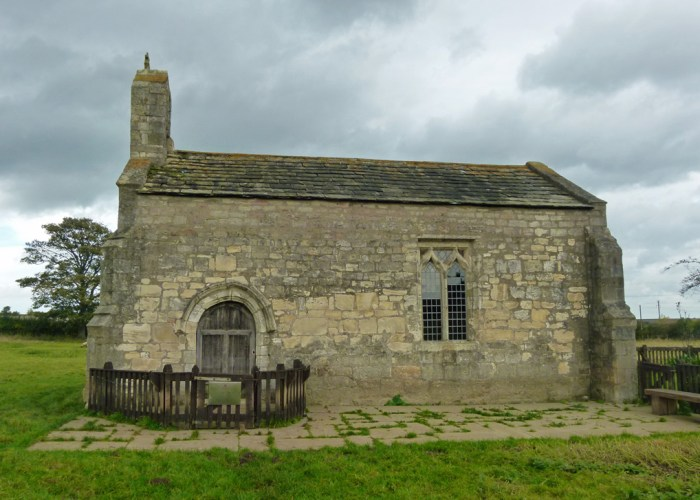 Lead Chapel, medieval, North Yorkshire, Churches Conservation Trust