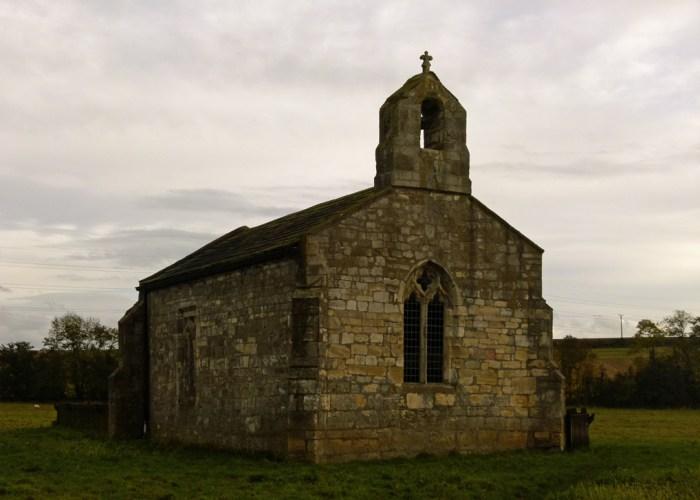 Lead Chapel, belfry, Yorkshire