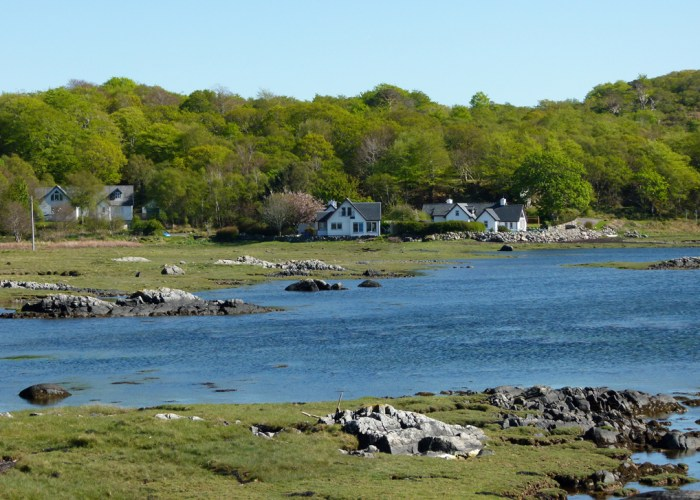 Arisaig, SOE, World War Two