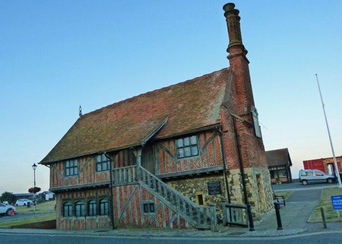 Aldeburgh, Moot Hall, visit Suffolk