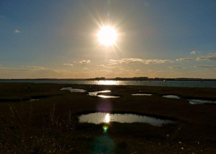 Sunset, River Alde, Suffolk