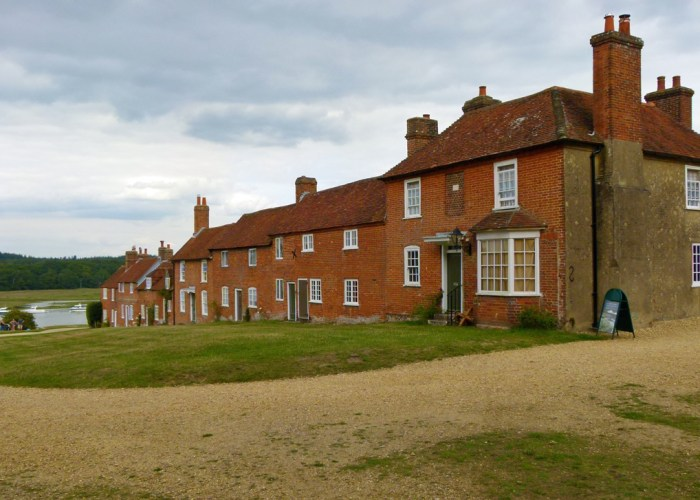 Buckler's Hard, village, Beaulieu, New Forest, Hampshire