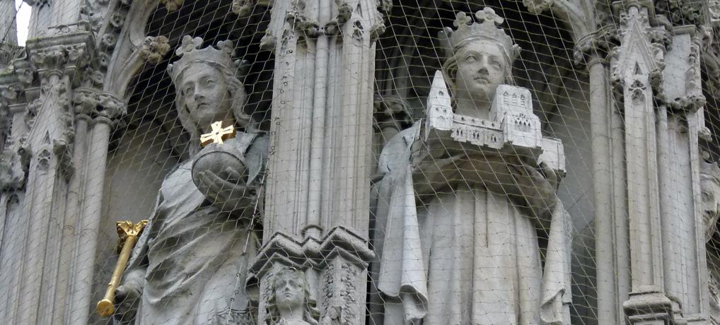 Charing Cross, Victorian, medieval, memorial, Queen Eleanor