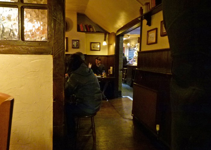 Rabbit Room, Eagle and Child, Oxford, Tolkien, Lewis, the Inklings