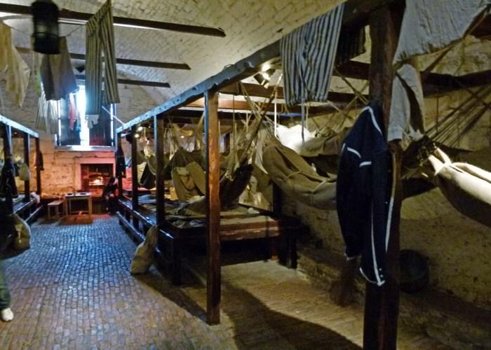 Edinburgh Castle, prisoners of war