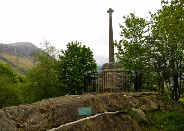 GLENCOE MASSACRE Memorial