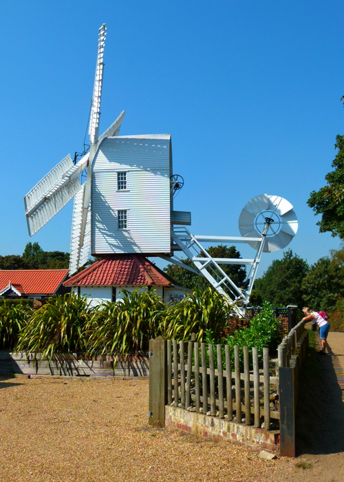 Thorpeness Mill, House in the Clouds, Suffolk