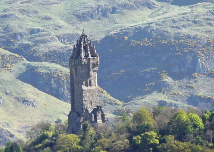 National Wallace Monument, Stirling, visit Scotland