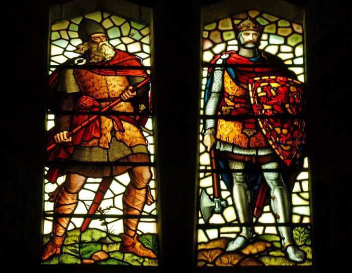 National, Wallace Monument, stained glass