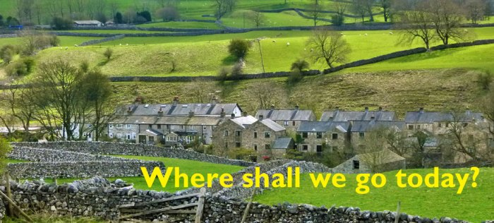Places to visit in Britain, Yorkshire