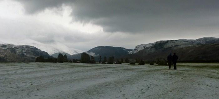 Castlerigg, winter, visit Lake District