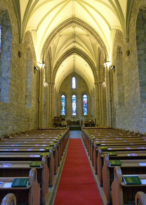 Dornoch, Carnegie, Cathedrals of Scotland