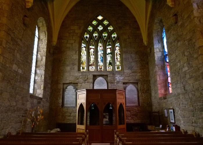 Dornoch Cathedral, Duchess of Sutherland