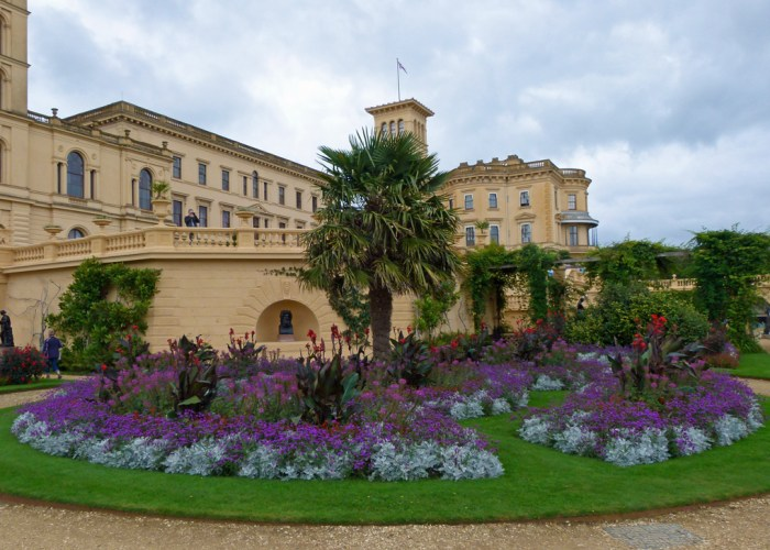 Osborne House, gardens, Isle of Wight
