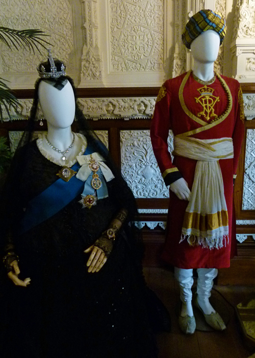 Costumes, Victoria and Abdul, Osborne House