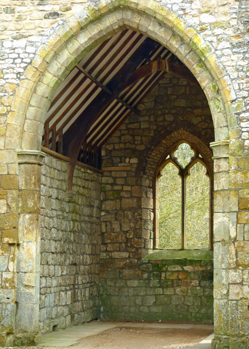Chancel, St Martin's, Wharram Percy