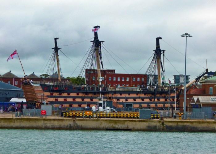 HMS Victory, Portsmouth Harbour Tour