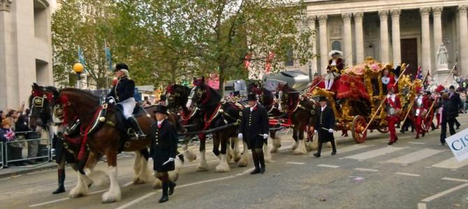 London's Lord Mayor's Show