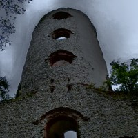 The curiosity of Racton Folly