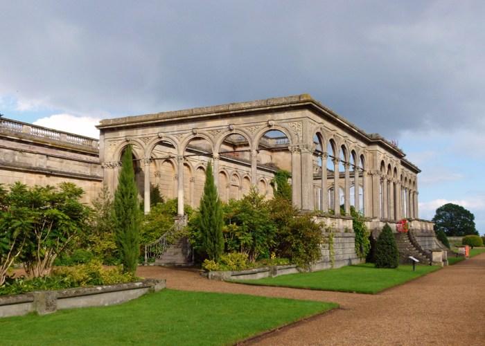 Witley Court, orangery