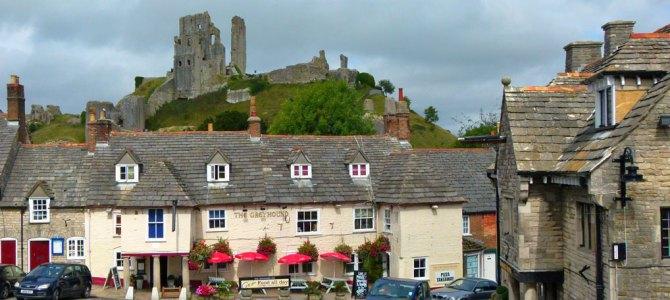 Ten favourite British castles