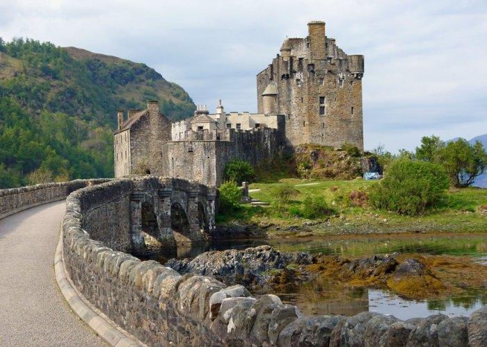 Eilean Donan Castle, visit Scotland