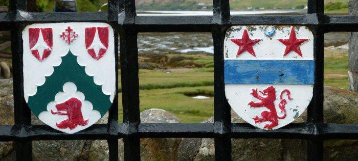 Gilstrap, MacRae, coat of arms