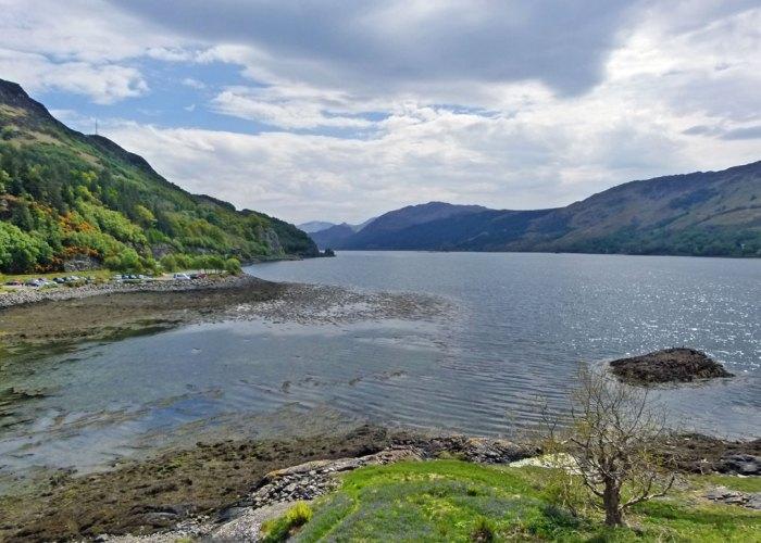 Loch Duich, Eilean Donan, Highlands